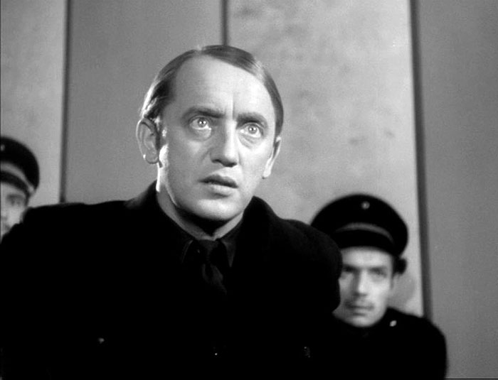 Anarchista Rosso v dramatu režiséra Otakara Vávry Krakatit, natočeném v roce 1948 podle stejnojmenného románu Karla Čapka
