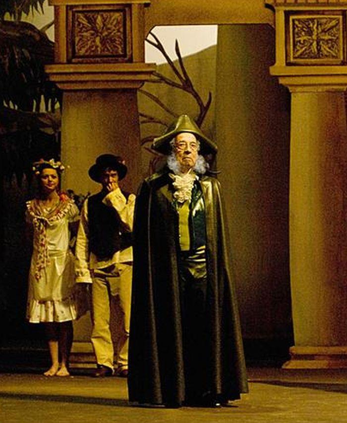 Leopold v dramatizaci slavné knihy Boženy Němcové Babička – Národní divadlo 2007