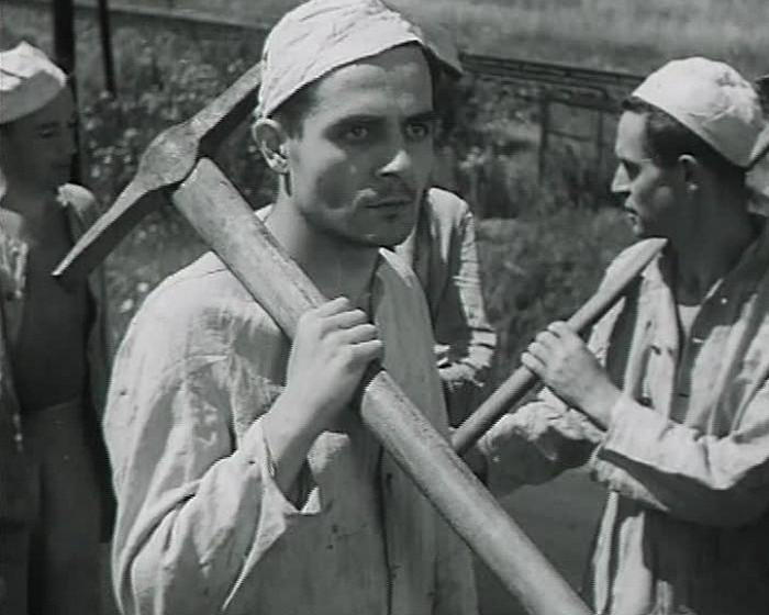 V psychologické kriminálce Václava Kršky z roku 1947 Až se vrátíš…