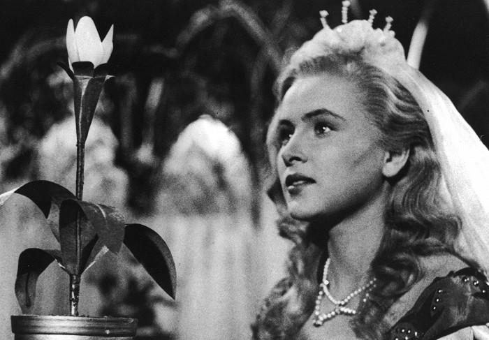Pyšná princezna Krasomila