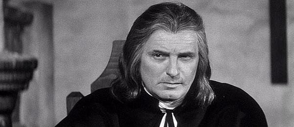 V roce 1969 jako právník Mayer v historickém dramatu Otakara Vávry Kladivo na čarodějnice