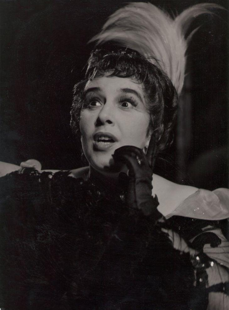 Stella v 50. letech Divadle ABC