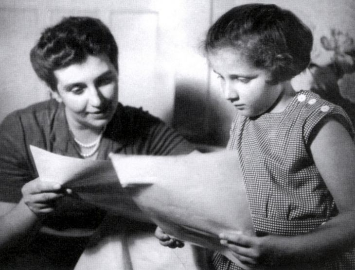 S dcerou Janou