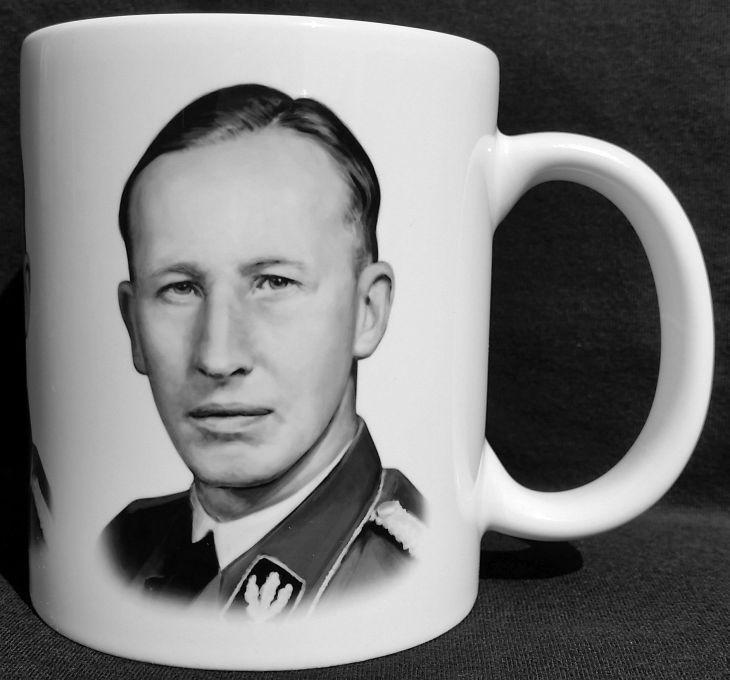 V sérii nechybí ani Reinhard Heydrich