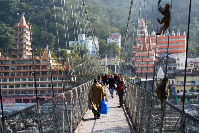 Most v Rišikéši