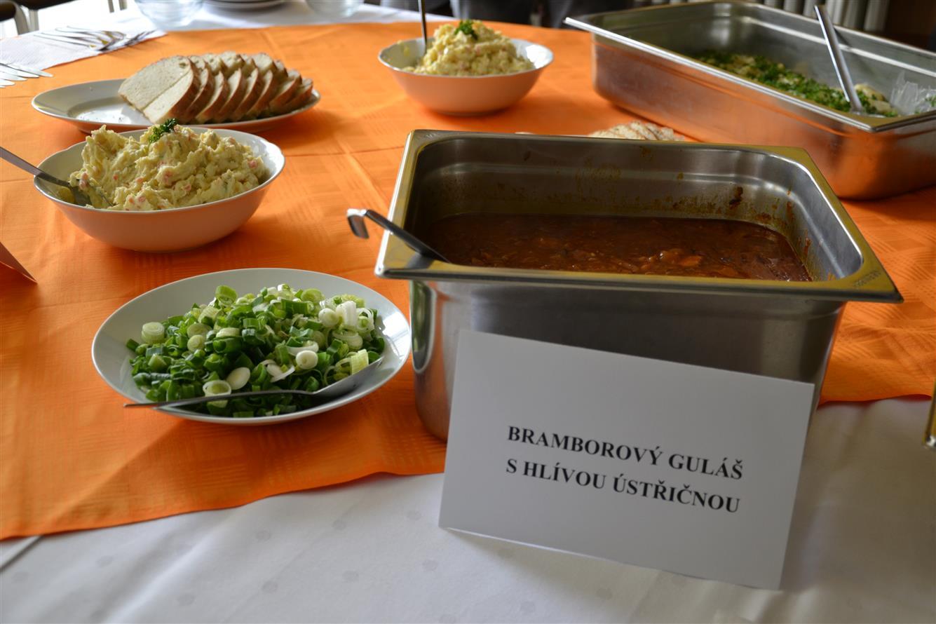 Brambory - workshop