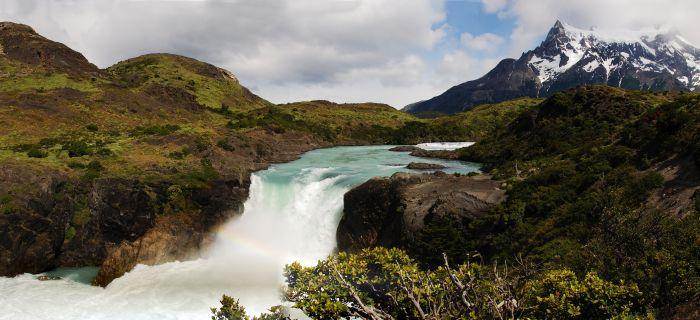 Vodopád Salto Grande