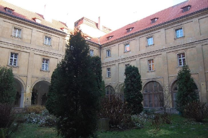 Klášter dominikánů v Praze