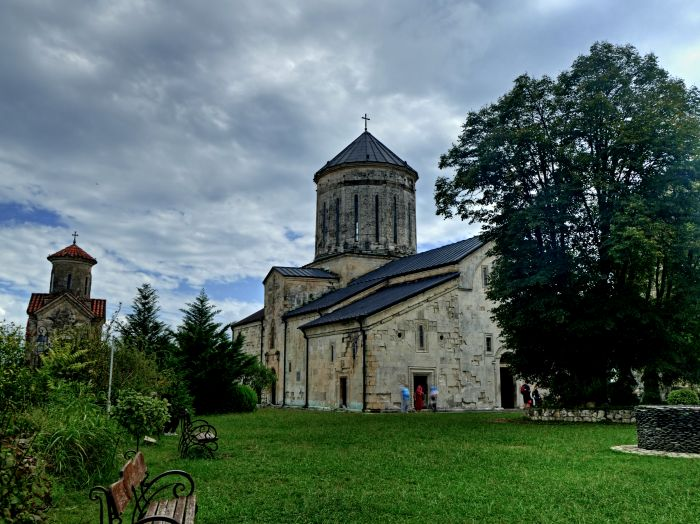 Jeden z pravoslavných klášterů v okolí Kutaisi