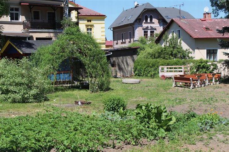 Komunitní zahrada Cheb