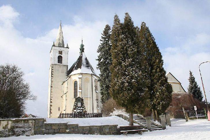 Miličínský kostel