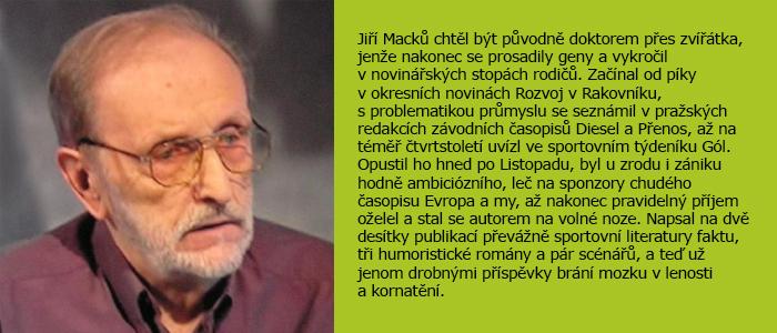 Jiří Macků