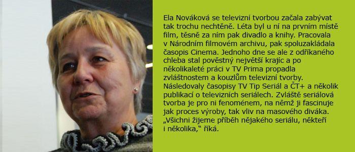 Ela Nováková
