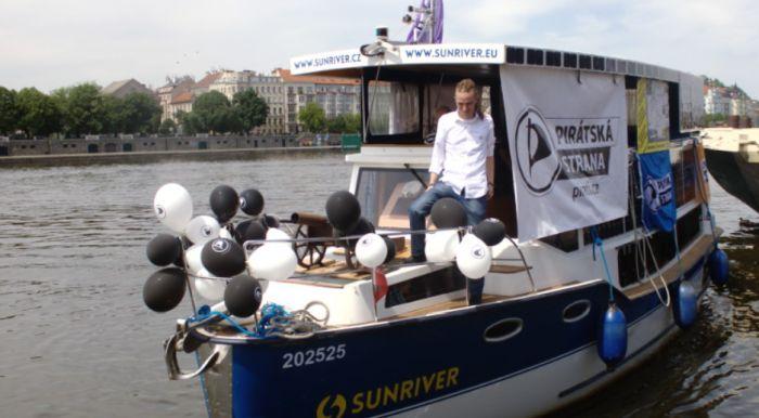 Piráti kampaň
