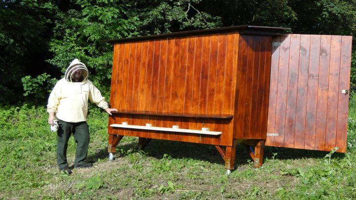 Městský včelín v Novém Jičíně