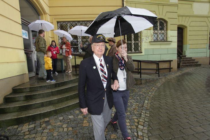 Veteráni v Plzni