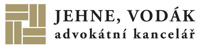 Advokátní kancelář Jehne Vodák
