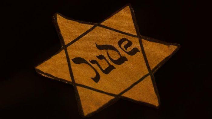 židovská hvězda Davidova hvězda holocaust