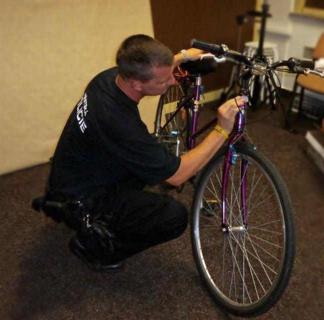 Značení jízdních kol