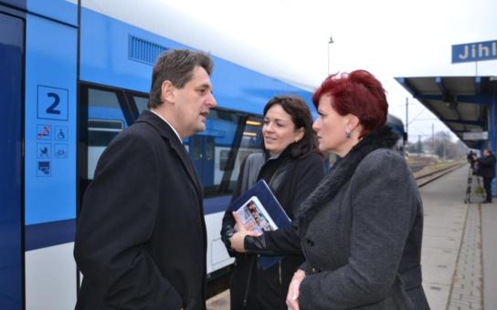 Kraj Vysočina: Plánuje dopravu. I autobusy na zavolanou