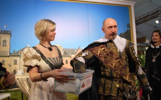 Liberecký kraj: Na veletrhu Holiday World 2013 získal dvě prvenství