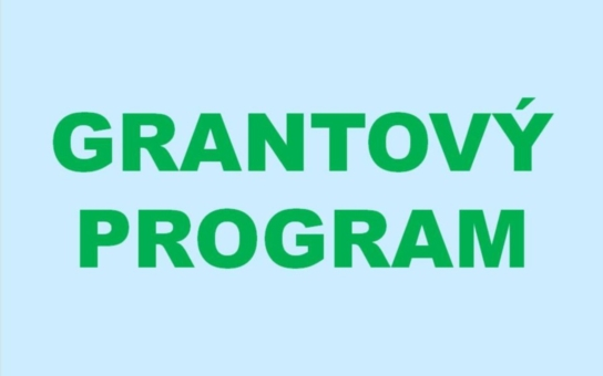 Kraj Vysočina: Osm nových grantových programů v objemu 42 milionů