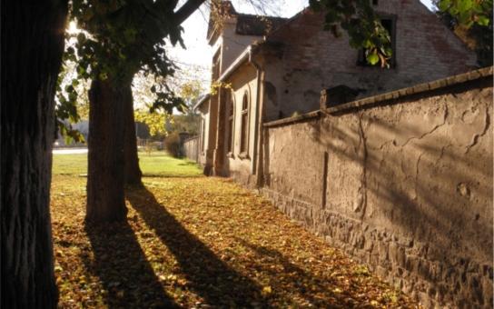 Berounský region: Bude park u Židovského hřbitova v Berouně?