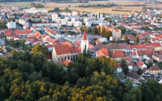 Město Blatná.cz: Otevření tržiště místních produktů