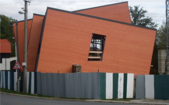 Věci veřejné: Petice proti stavbě v Okrouhle