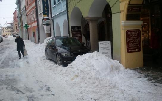 Budějcká drbna.cz: Město se kvůli kalamitě omlouvat nebude