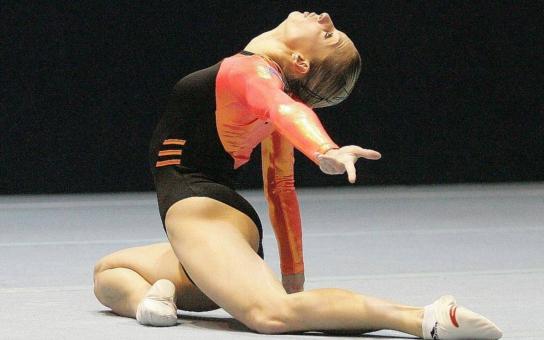 Račokův blog: Nezájem o pohár Děčínská kotva v gymnastice