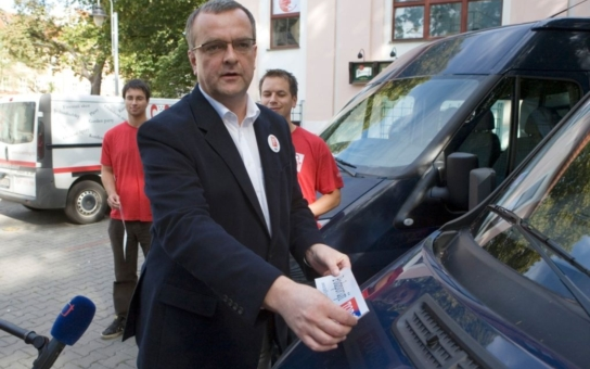 Kvůli ROP kraj platil pokutu, teď žaluje Kalouskovo ministerstvo