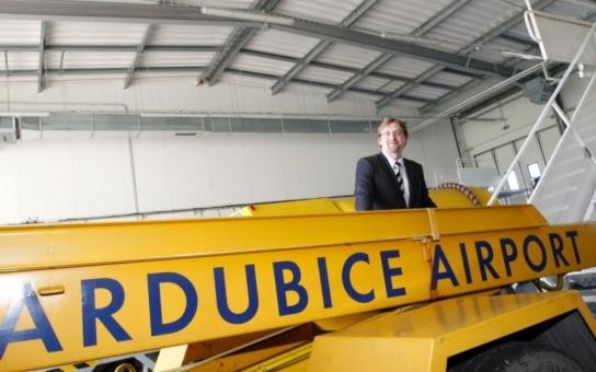 Pardubické letiště chce nový terminál za 250 milionů
