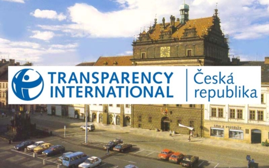 Mafiáni ovládají republiku! Transparency International v Plzni