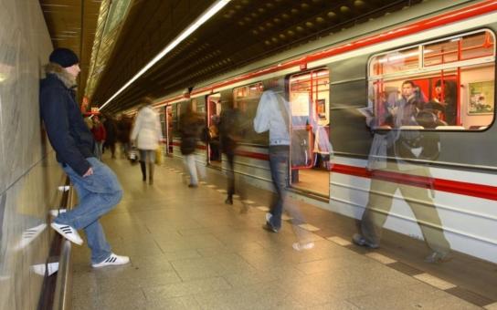 Pozor! DP chystá velikonoční uzavírku metra C