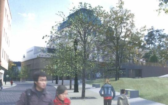 V centru Plzně postaví nový pomník generála Pattona