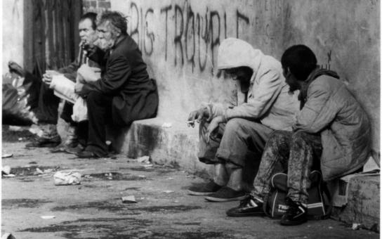 Chomutov nabízí bezdomovcům i vyřízení dávek a dokladů