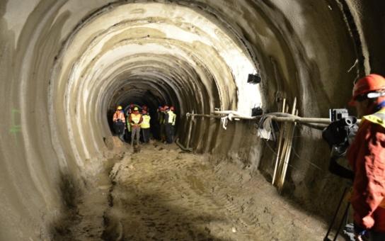 SYNER a Metrostav dostaly 430 milionů. Hloubí štoly v Jablonci