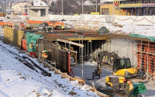 Jednotlivé tunely Blanka už mají svá jména, ale otevření je v nedohlednu