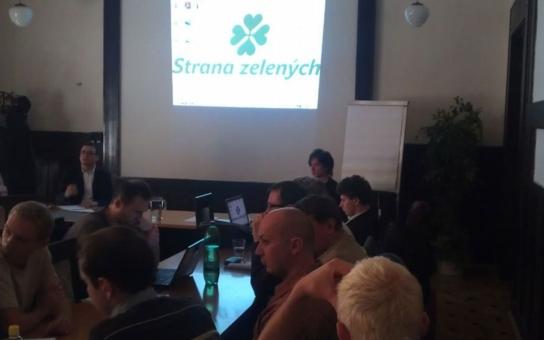 Zelení chtějí vyzvat pražské radní k odchodu. S pomocí tajné části ODS