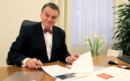 Primátor Bohuslav Svoboda končí. TOPka bude jednat s ČSSD