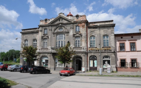 Bohumín zachraňuje secesní Národní dům, na úvěr