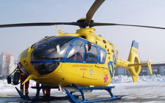 Horská služba zachraňovala lékařku zraněnou na kole