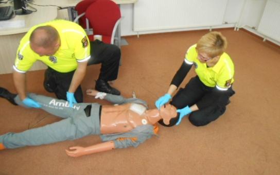 Městští strážníci zachránili desítky životů