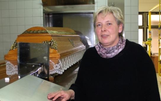 Ředitelka krematoria: Pozůstalým by se nemělo lhát!