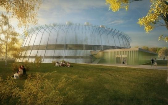 Stavba monstrózní sportovní haly? Chybí například  školky, soudí obyvatelé