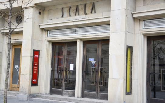 Kino Scala získala univerzita. Město chtělo napřed korunu, pak 2 miliony