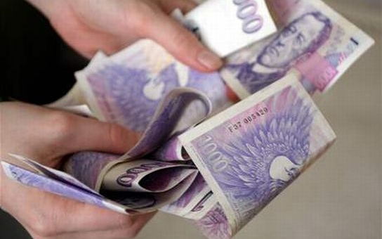Kraj má o 900 milionů korun méně než před pěti lety