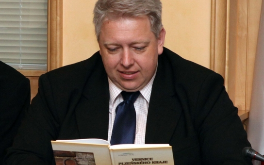 Hejtman Plzeňského kraje Chovanec předal Cenu hejtmana 2012