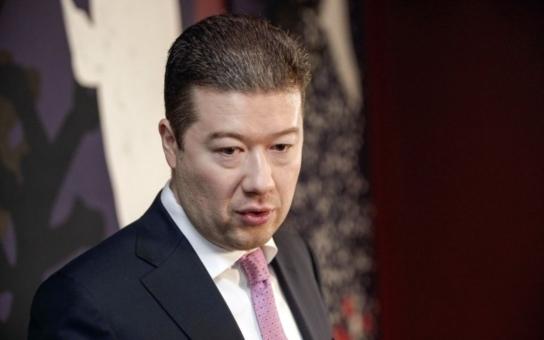 V čele stranických předsedů je Tomio Okamura